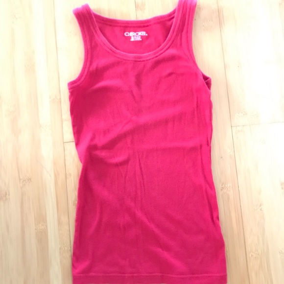 Cherokee Other - Girls red tank